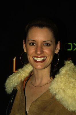 Paget Brewster fond d'écran called Paget Brewster at Launch Party for XBox Live