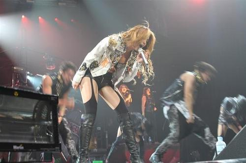 Performs in Adelaide, Australia 29 06 2011