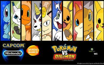 Pokemon vs. Digimon