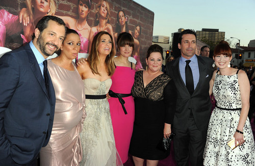 """Premiere Of Universal Pictures' """"Bridesmaids"""""""