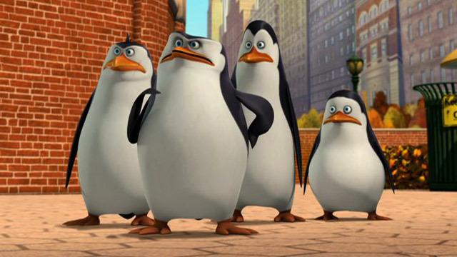 Private, Skipper, Rico, Kowalski