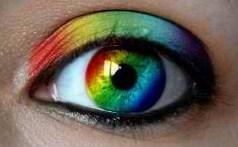 arco iris Eye