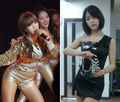 Rainbow's maknae (Hyoung)wieght loss