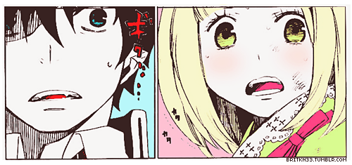 Rin x Shiemi