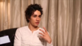 Robert Sheehan Interview