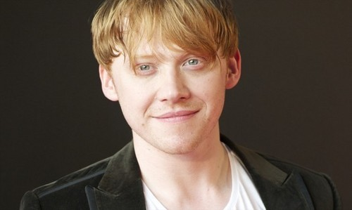 Rupert Grint Attends 'Harry Potter and The Deathly Hallows Part 2' Premiere in Madrid