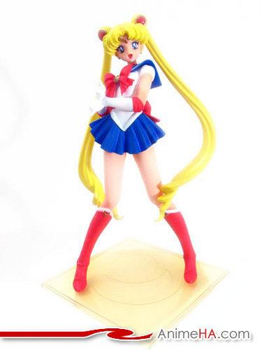 Sailor Moon karatasi la kupamba ukuta titled Sailor Moon Figure