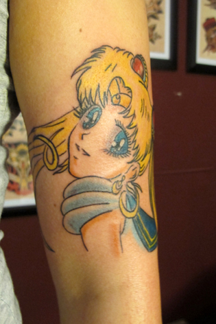Sailor Moon images Sailor Moon Tattoo wallpaper and background ...