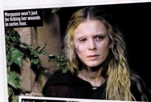 Scarred Morgause
