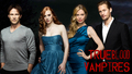 Season 4 Vampires Wallpaper - true-blood wallpaper
