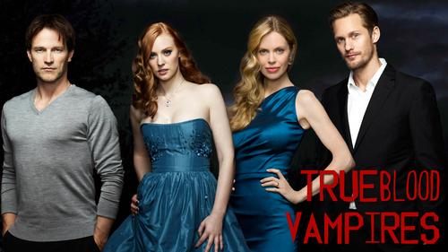 Season 4 Vampiri#From Dracula to Buffy... and all creatures of the night in between. wallpaper