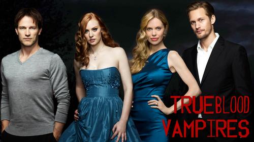 Season 4 Bampira wolpeyper