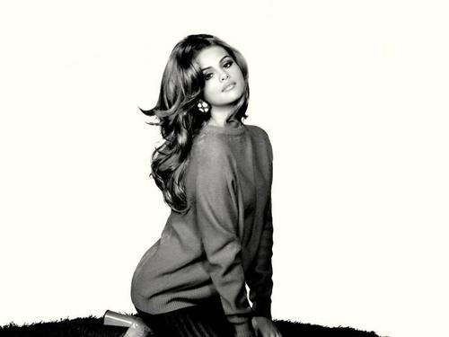 Selena kertas dinding ❤