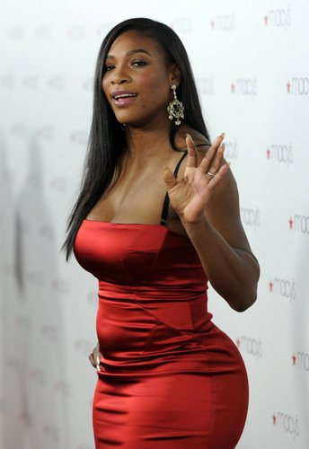 Serena big body 2011
