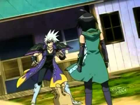 Bakugan Shadow vs Shun Shun vs Shadow
