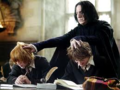 Snape,ron, harry - harry-potter-crafts-and-recipes screencap