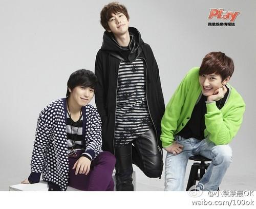 Super Junior M - Play Magazine