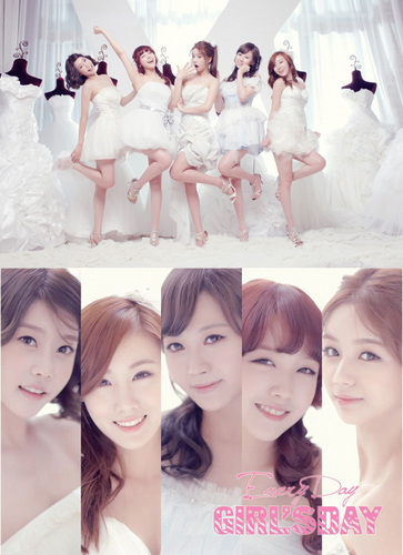 TEASER - girls-day Photo