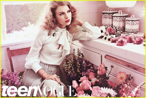 Taylor matulin Covers 'Teen Vogue' August 2011