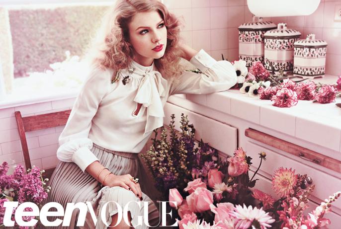 Teen Vogue 2011 Photoshoot - Taylor Swift Photo (23266054 ...