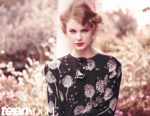 Taylor Swift wallpaper titled Teen Vogue 2011 Photoshoot