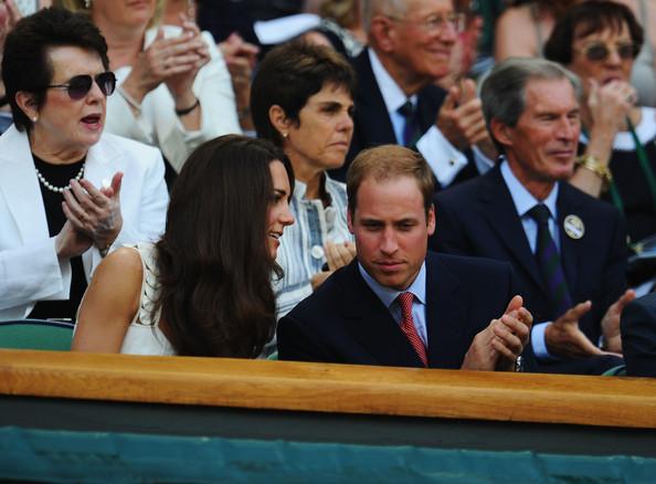 The Championships - Wimbledon 2011 - Prince William Photo