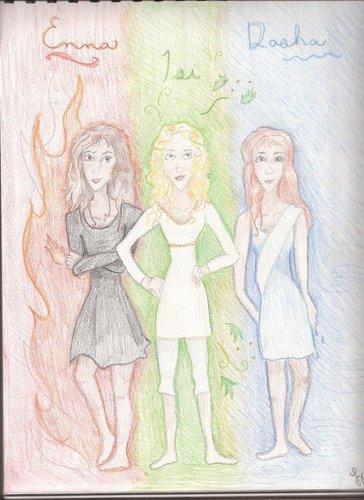 The огонь Sisters