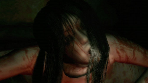 The Grudge Series kertas dinding called The Grudge
