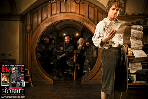 The Hobbit: First Look