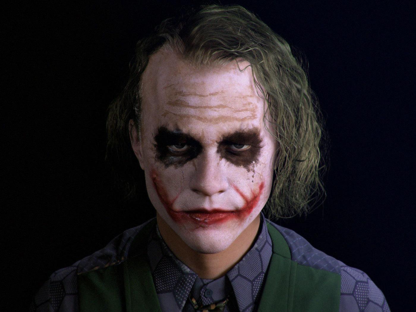 the joker - the joker fan art  23255208