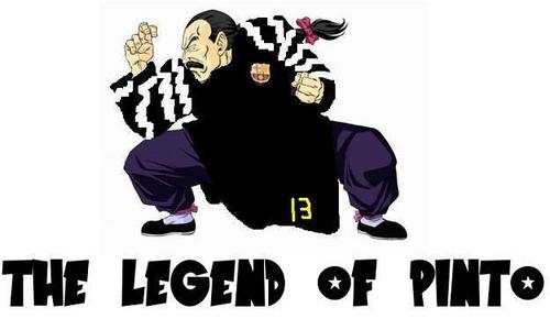 The Legend of پنٹو