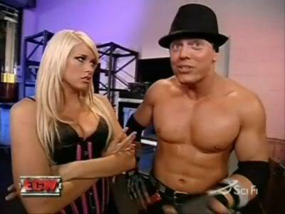 The Miz & Kelly Kelly