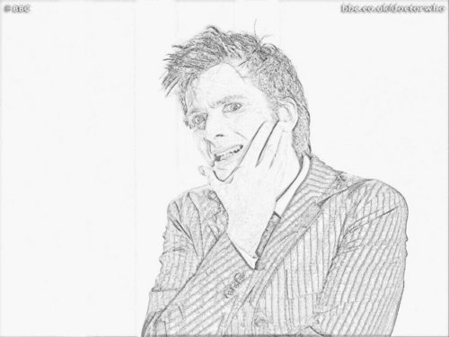 The Tenth Doctor! ;)