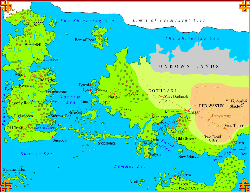 Talk World of A Song of Ice and Fire Wikipedia