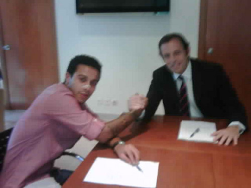 Thiago-New contract