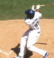 Tony Gwynn Walk Off  - los-angeles-dodgers screencap