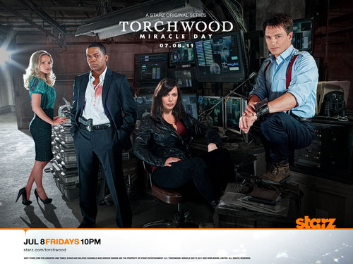 Torchwood: Miracle araw