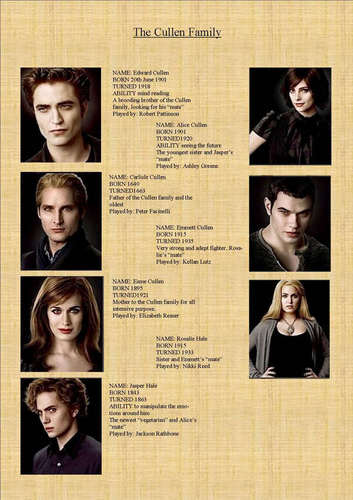 series twilight