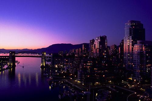 Vancouver, BC - canada Photo