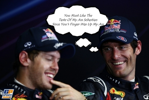 Vettle And Webber In Valencia