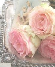Vintage rose For Princess-Yvonne ♥