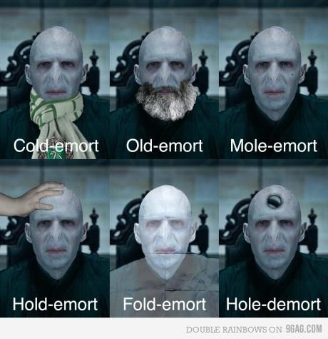 Voldemort Funnies