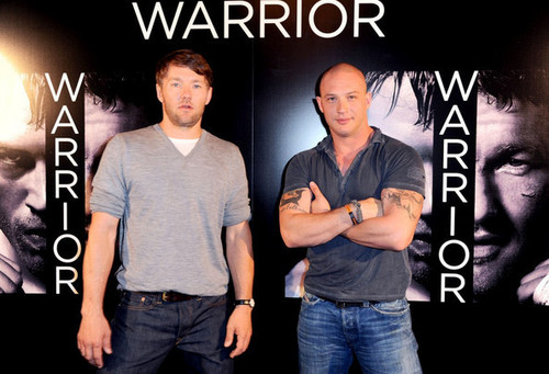 Warrior Photocall