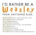Weasley's <3