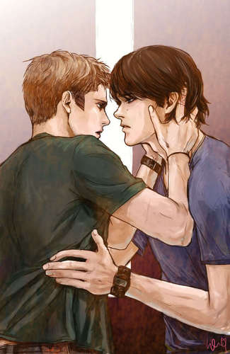 Wincest fan art