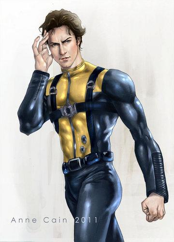 X-men: Xavier - First Class