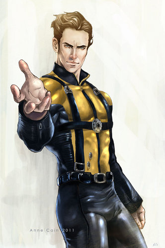 Xmen: Magneto - First Class - x-men-first-class Fan Art