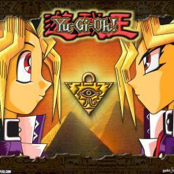 Yugi and The Pharoh