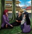 all abou kushina uzumaki - kunoichi-island photo