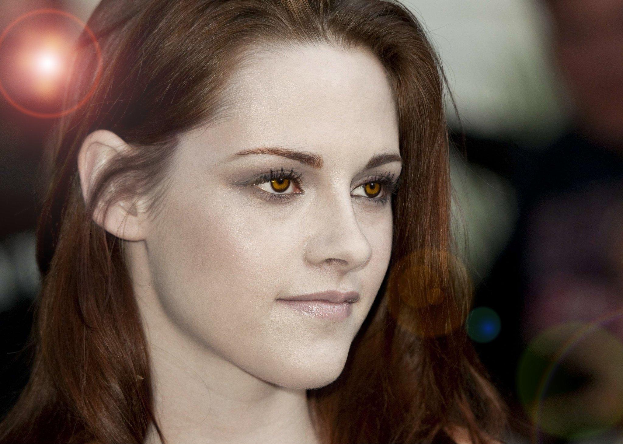 bella as a vampire fanmade twilight series fan art